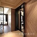 瑞騰建設「青川之上」13樣品屋玄關.JPG
