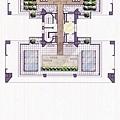 鉅虹建設「鉅虹雲山」2011-03-03 23-屋頂1樓景觀公設動線參考平面圖.jpg