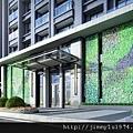 [竹北] 盛裕建設「富宇悠森學」2011-04-18 001入口景觀.JPG