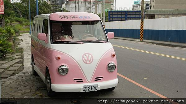 023倆仙民宿借的可愛車車