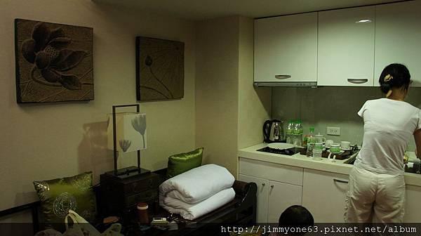 089小客廳跟廚房