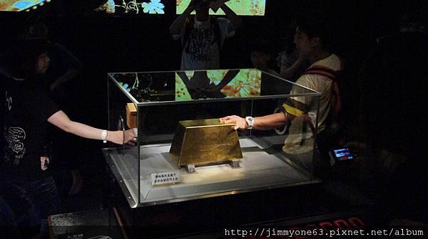 81號稱220公斤的黃金