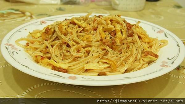11新口味辣味肉醬義大利麵
