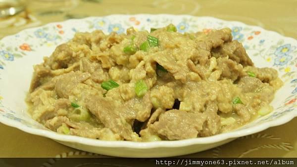 12滑蛋牛肉