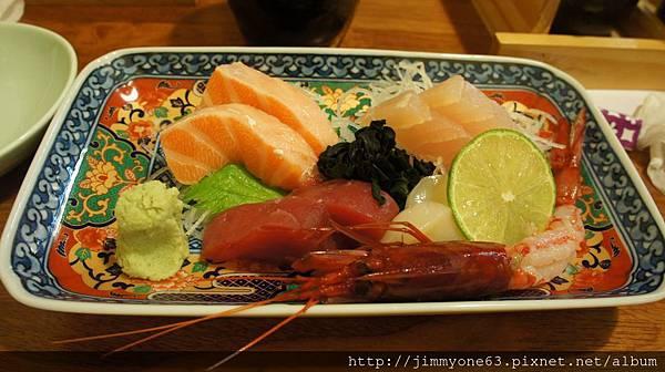 07綜合生魚片