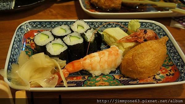 16大正咩的綜合壽司