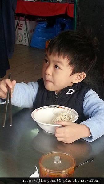 002阿賢說要吃豆腐