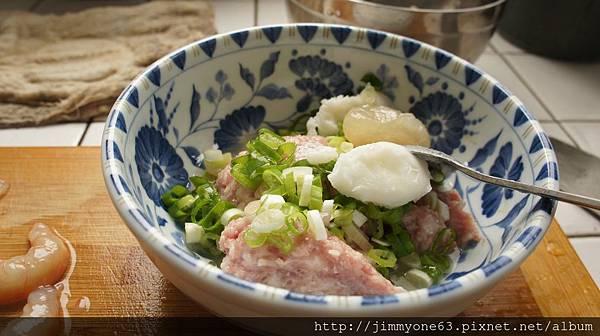 03絞肉蔥花與高湯