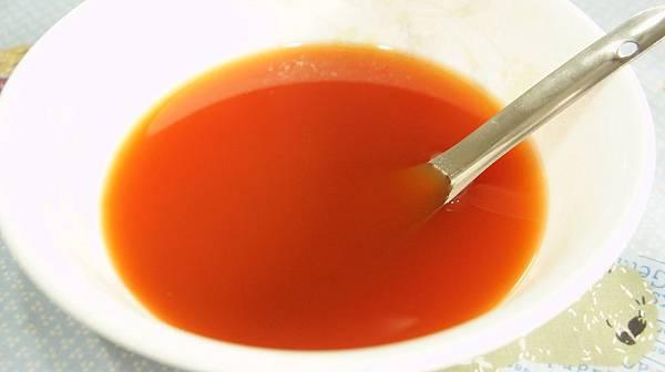 03糖白醋根番茄醬各2大匙鳳梨水4大匙加太白粉1匙拌勻.jpg