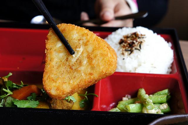 菁悅天空-薯餅