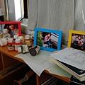 桌上幸福照片