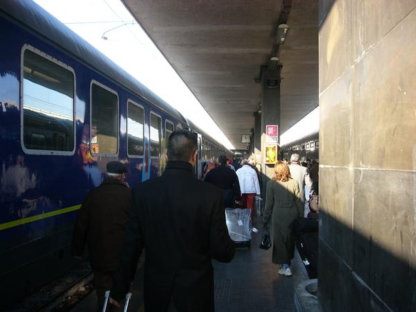 羅馬火車站
