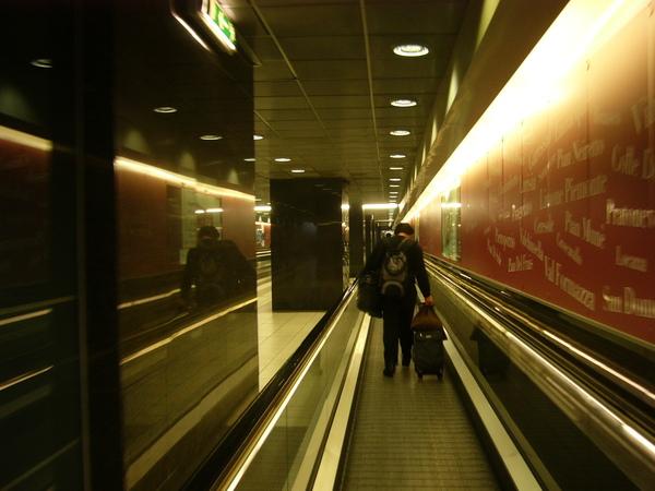 火車站底下