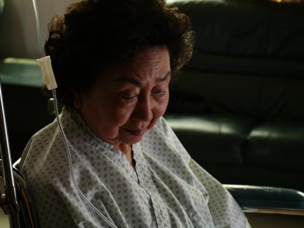 養老院的婆婆