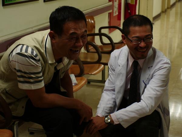 慕義大哥與陳克華醫生