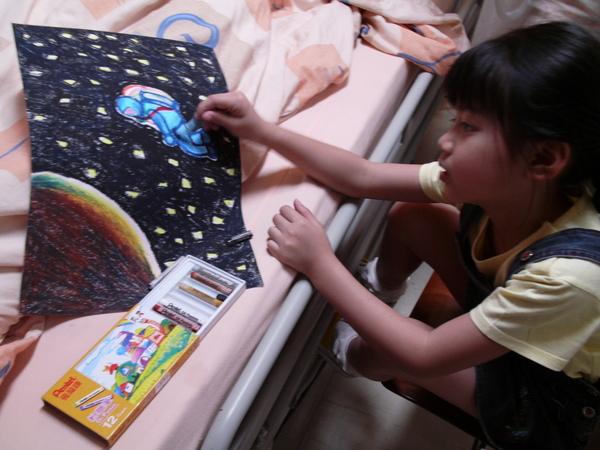 「我的阿嬤是太空人」