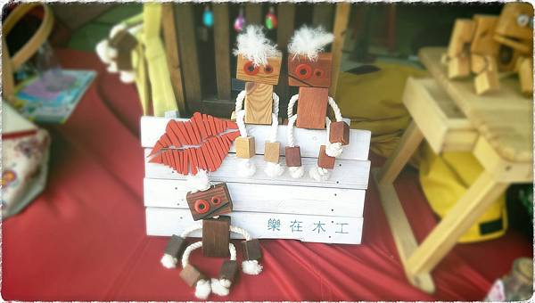 wooden toy robots 1