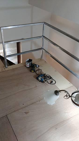 夾層#挑高#挑高夾層#夾層施工#夾層屋#C型鋼#夾層裝潢#夾層設計#夾層樓梯20160205005