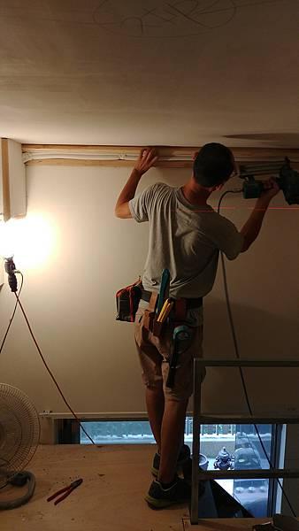 夾層#挑高#挑高夾層#夾層施工#夾層屋#C型鋼#夾層裝潢#夾層設計#夾層樓梯20160205006