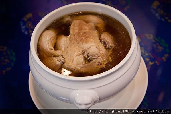 港式飲茶好吃的年菜│十全養生雞