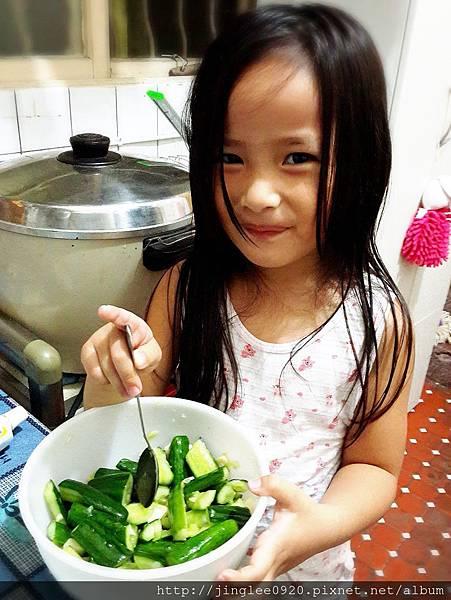 醃漬小黃瓜