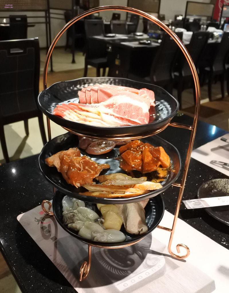 野安燒肉基本盤-公益路燒烤吃到飽推薦
