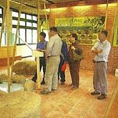 文化館生態展示空間改造
