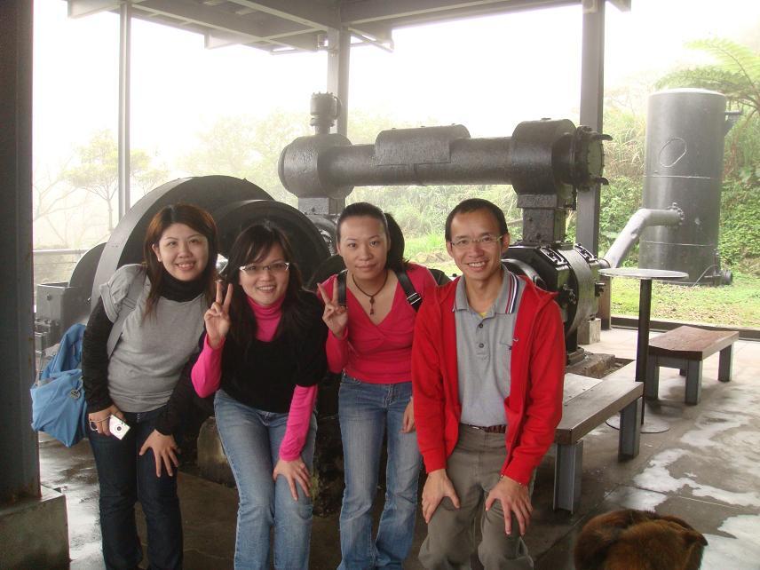 來自中台灣的朋友