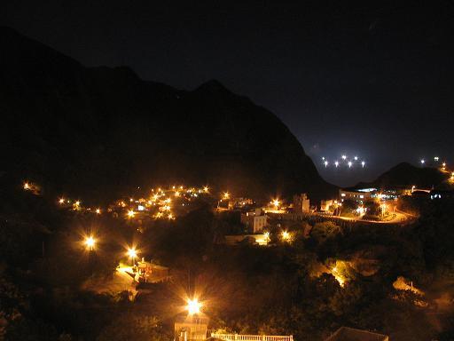 金瓜石夜色