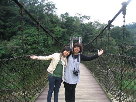 四廣潭吊橋