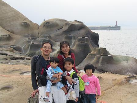 野柳燭台石