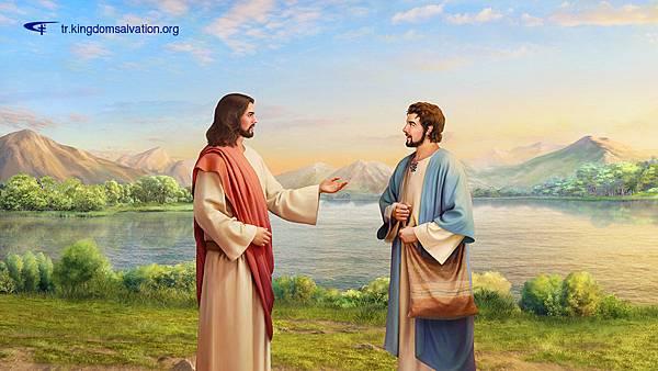 全能神,耶穌,彼得,東方閃電