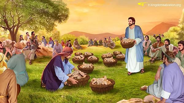 全能神,全能神教會,東方閃電,耶穌,門徒