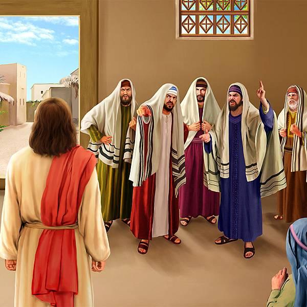 全能神,全能神教會,東方閃電,主耶穌,法利賽人