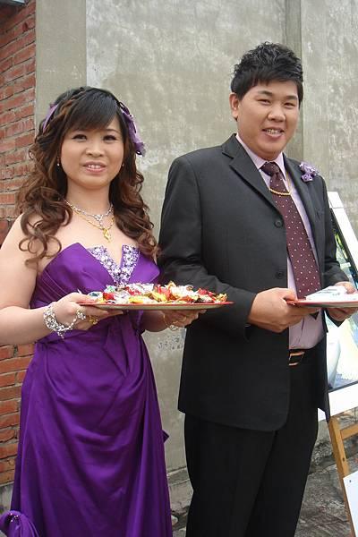 陳麗如與賴宏原