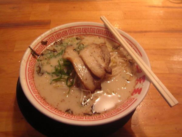 大阪四天王鹽味拉麵