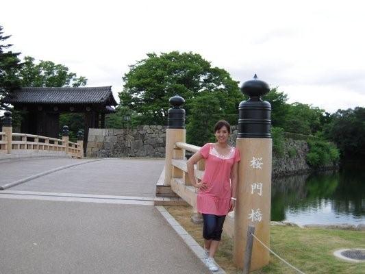 姬路城前的櫻門橋.jpg