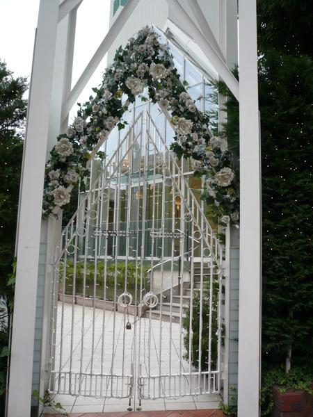 好美的結婚禮堂