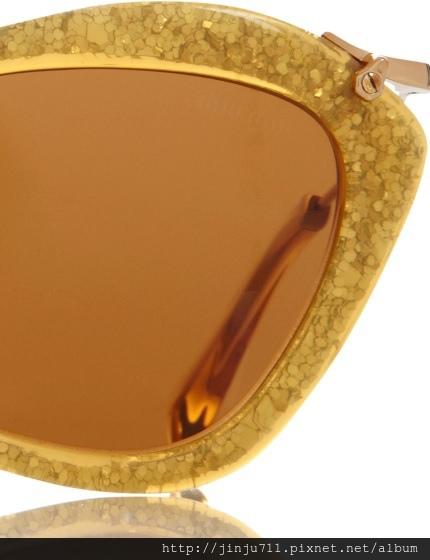 MIU MIU 超模-米蘭達柯兒(miranda kerr)性感貓眼墨鏡款