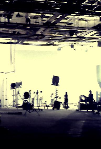 廣告拍攝-- 片廠