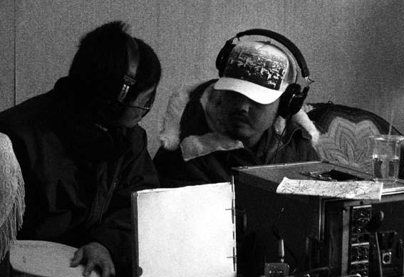 我與錄音師