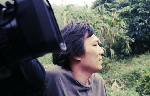 種樹的男人紀錄片拍攝--製片文森