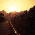 旗山12(夕陽)