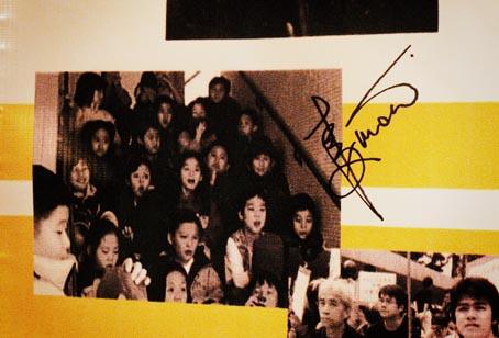 香港影展行09 我的簽名