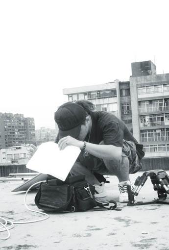 颱風天拍片 03