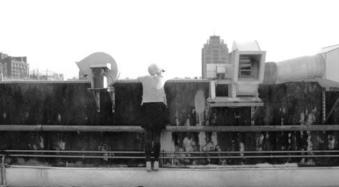 颱風天拍片 08