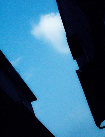 藍天又白雲