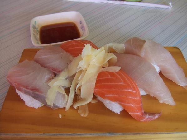 老永順 -- 生魚片210