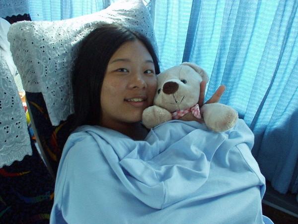 鄀鄀和她滴熊熊~