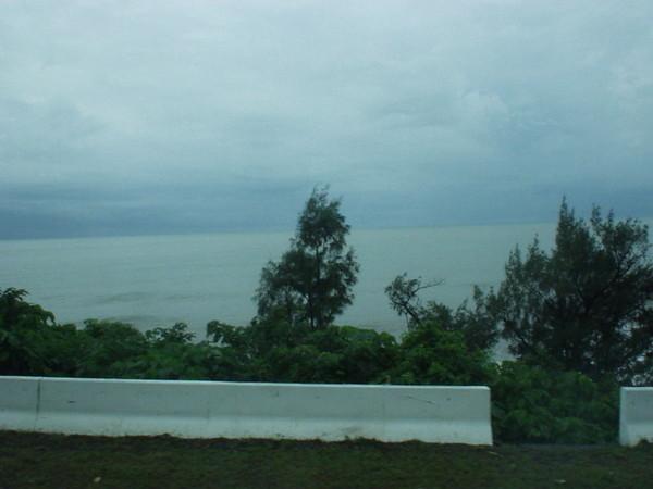屏東的海景